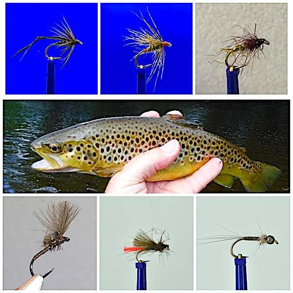 trout//grayling flies---- red tag kamasan b175 size 10